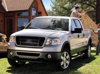 2008 Ford F-150, front, exterior, manufacturer