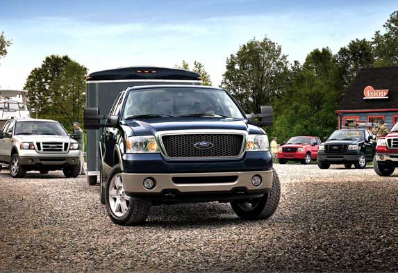 2006 ford f 150 overview review cargurus. Black Bedroom Furniture Sets. Home Design Ideas