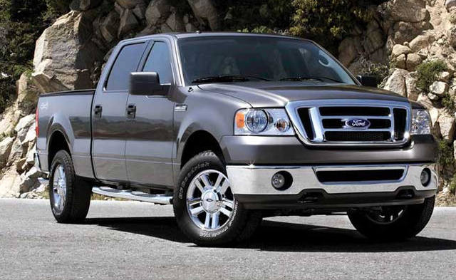 2008 ford f 150 overview cargurus. Black Bedroom Furniture Sets. Home Design Ideas