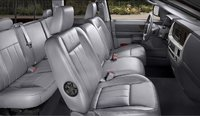 2008 Dodge Ram 1500, front seating, interior, manufacturer