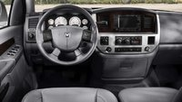 2008 Dodge Ram 1500, steering wheel, interior, manufacturer