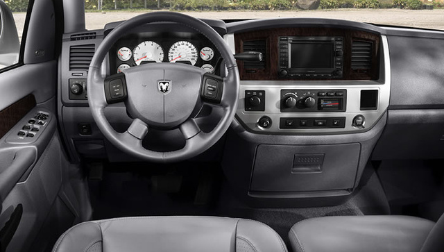 2008 Dodge Ram 1500 Interior Pictures Cargurus