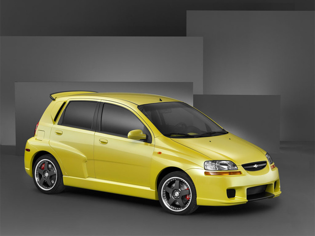 Picture of 2007 Chevrolet Aveo LS