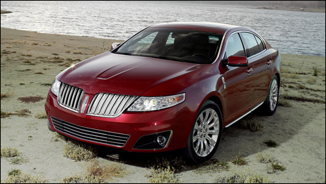 Picture of 2009 Lincoln MKS, manufacturer