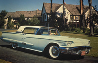 1958 Ford Thunderbird picture