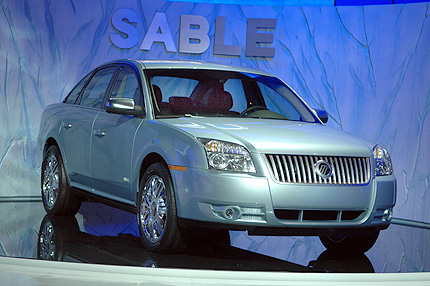 Picture of 2008 Mercury Sable Premier AWD