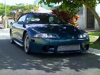 Picture of 1999 Mitsubishi Eclipse Spyder 2 Dr GS-T Turbo Convertible