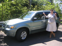 2007 Ford Escape Hybrid Base 4WD picture
