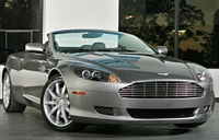 2006 Aston Martin DB9 Picture Gallery