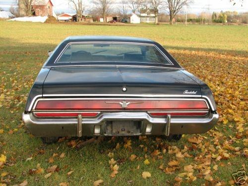 1972 Ford Thunderbird, My rear, gallery_worthy