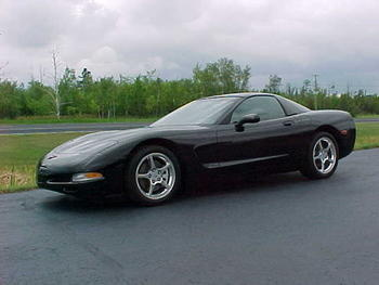 Picture of 2000 Chevrolet Corvette, exterior