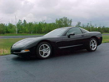 2000 Chevrolet Corvette picture, exterior