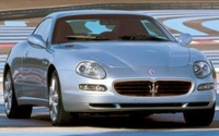 2004 Maserati Coupe, 2006 Maserati GranSport 2dr Coupe picture