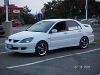 2005 Mitsubishi Lancer Picture Gallery
