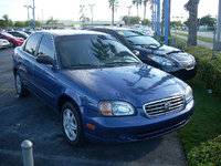 Picture of 2000 Suzuki Esteem 4 Dr GLX Sedan