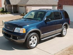 2003 ford explorer overview cargurus. Black Bedroom Furniture Sets. Home Design Ideas