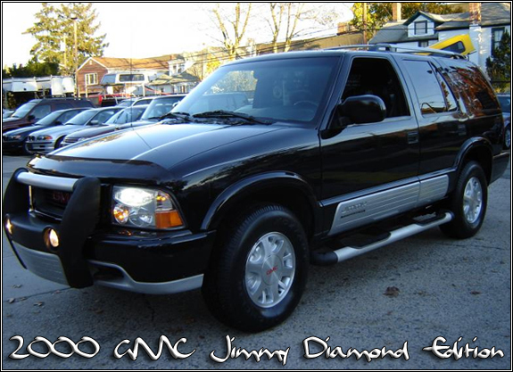 Picture of 2000 gmc jimmy 4 dr diamond edition 4wd suv