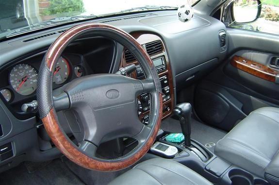 Picture of 1999 INFINITI QX4 4 Dr STD 4WD SUV (1999.5)