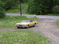 1972 Ford Thunderbird, Me puling in my driveway in my first 1972 tbird., gallery_worthy