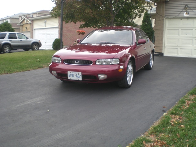 Picture of 1993 Infiniti J30 4 Dr STD Sedan