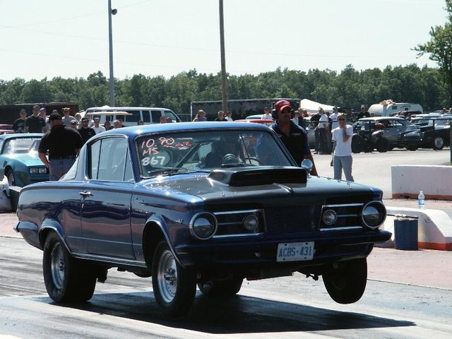 1964 Plymouth Barracuda - Other Pictures - CarGurus