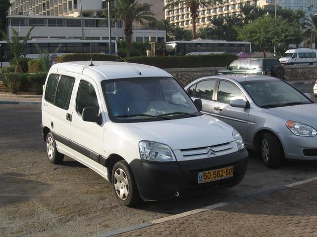 Picture of 2006 Citroen Berlingo