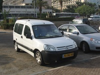 2006 Citroen Berlingo Overview