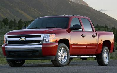 Picture of 2008 Chevrolet Silverado 1500