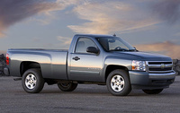 Picture of 2008 Chevrolet Silverado 1500, manufacturer, exterior