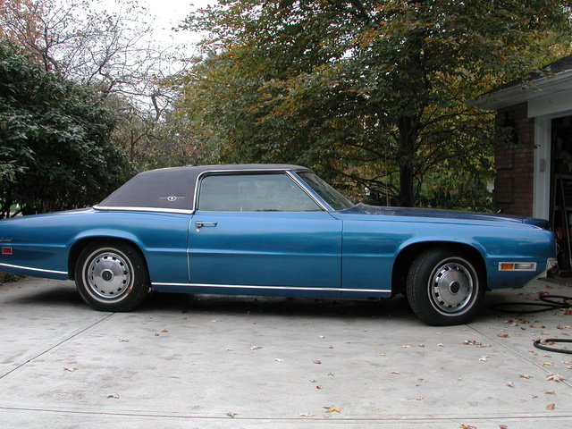 Used Ford Transit Connect >> 1971 Ford Thunderbird - Pictures - CarGurus