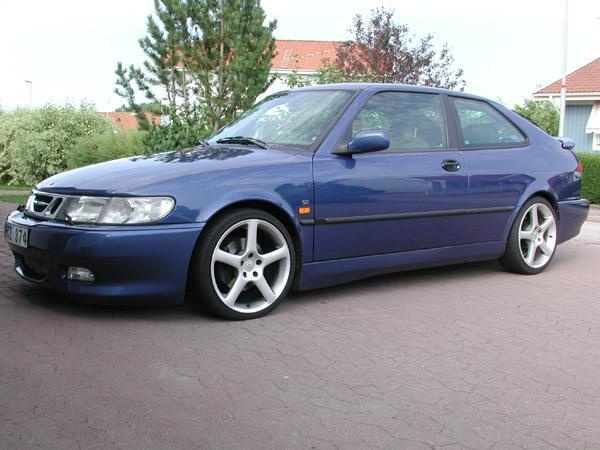 Picture of 2000 Saab 9-3 Base Coupe