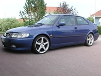 2000 Saab 9-3 Base Coupe picture
