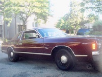 1976 Dodge Charger, 75000 original miles, located in Toronto, Ontario Canada