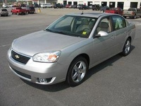 2006 Chevrolet Malibu Overview