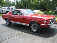 1967 Ford Mustang Fastback picture