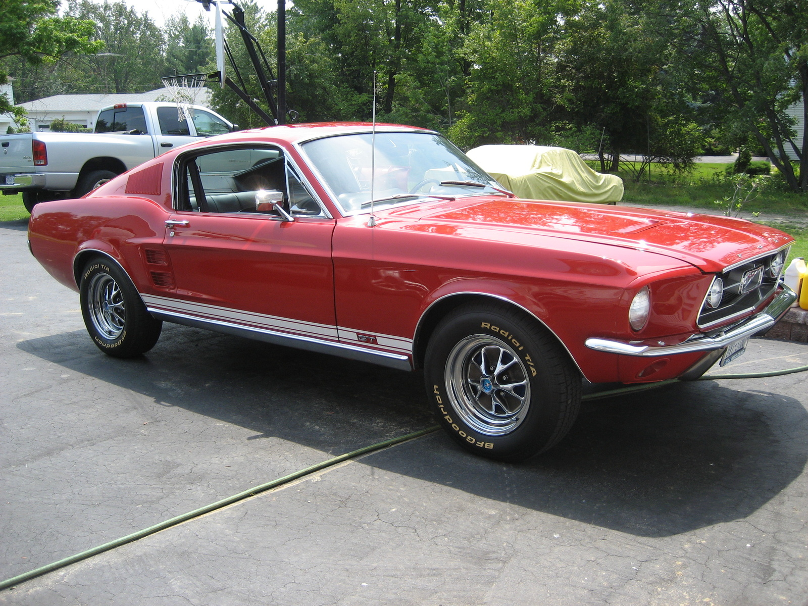 picture of 1967 ford mustang fastback. Cars Review. Best American Auto & Cars Review
