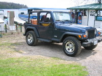 Picture of 2002 Jeep Wrangler SE