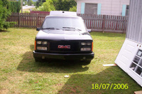 1989 GMC Sierra picture