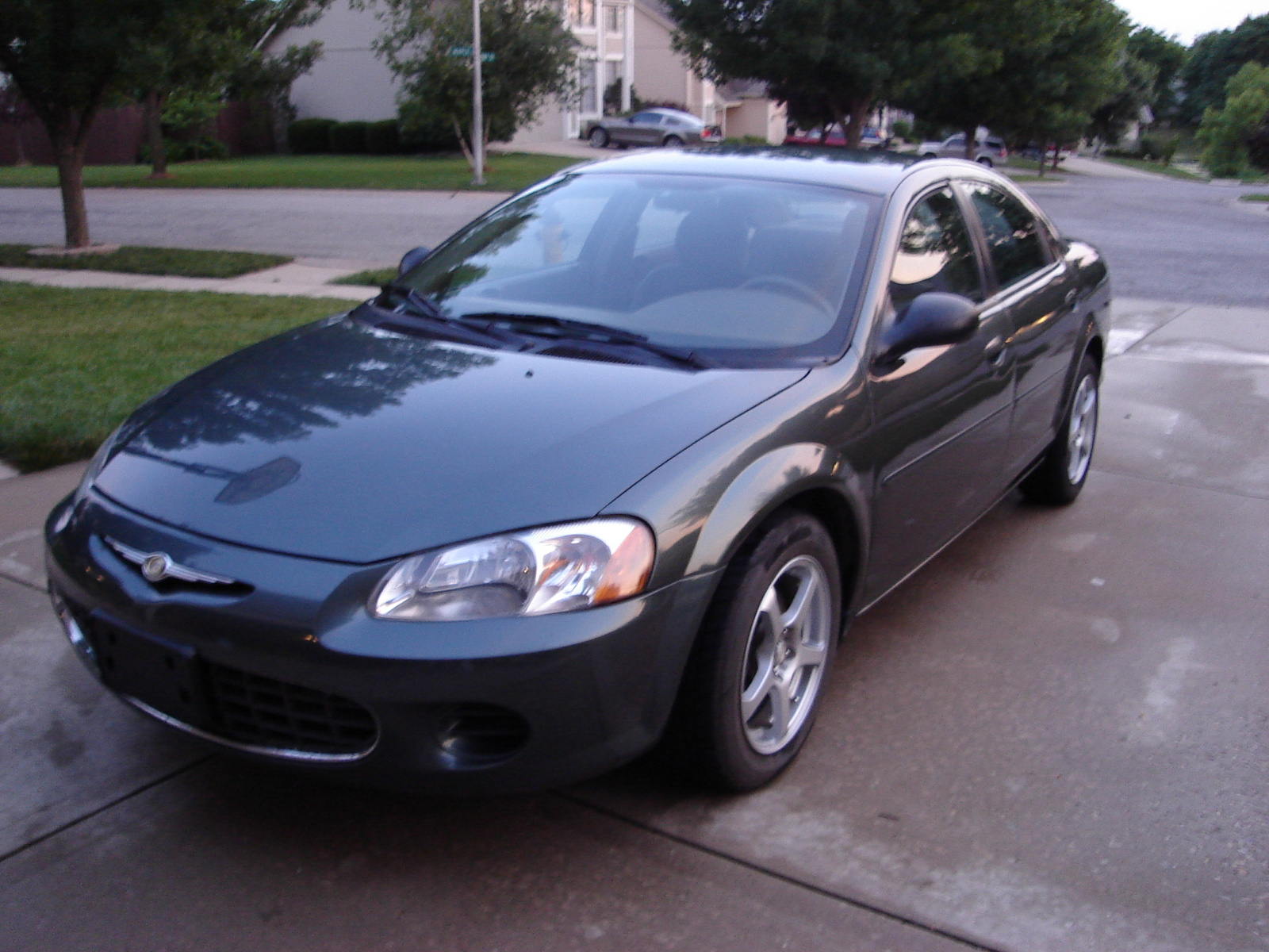 2002 Chrysler Sebring LX picture