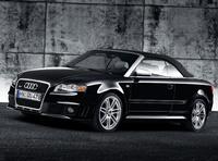 2007 Audi S4, side, exterior