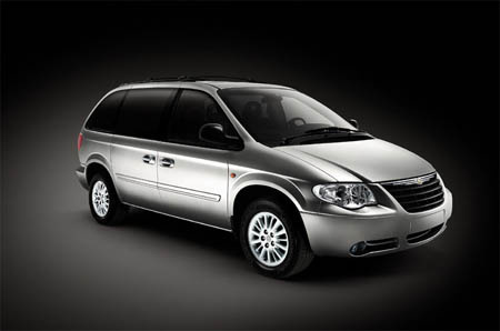 Picture of 2007 Chrysler Town & Country, gallery_worthy