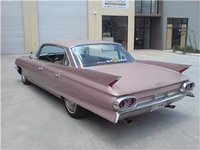 Picture of 1961 Cadillac DeVille, exterior