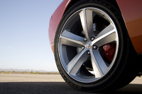2008 Dodge Challenger SRT8, Wheel, manufacturer, exterior