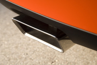 2008 Dodge Challenger SRT8, Chromed exhaust tip, manufacturer, exterior