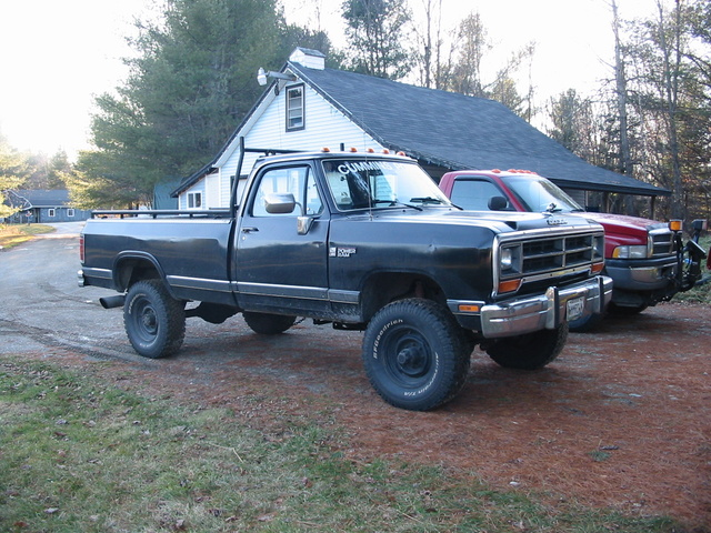 Picture of 1990 Dodge RAM 250 2 Dr LE 4WD Standard Cab LB