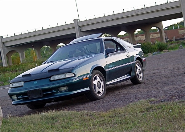 Picture of 1993 Dodge Daytona 2 Dr IROC Hatchback, gallery_worthy