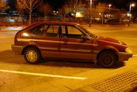 1989 Mercury Tracer Picture Gallery