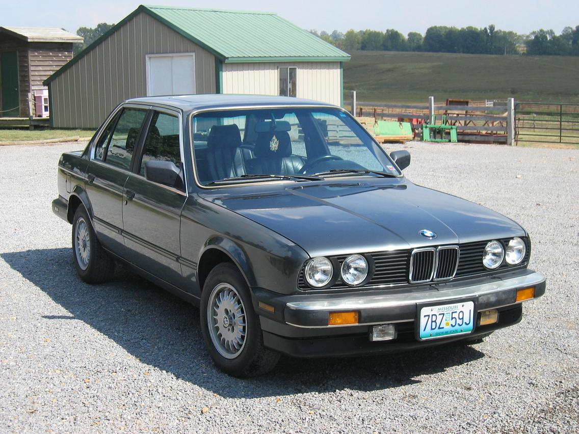 1987 Bmw 3 Series Other Pictures Cargurus