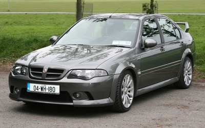 Picture of 2004 MG ZS