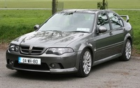 2004 MG ZS Overview